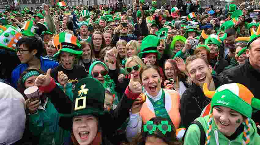 St. Patrick's Day: Parades, Celebrations and going Green - Insights Success