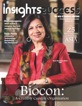 Cover Page - Best Companies to Work for in Asia - Insights Success