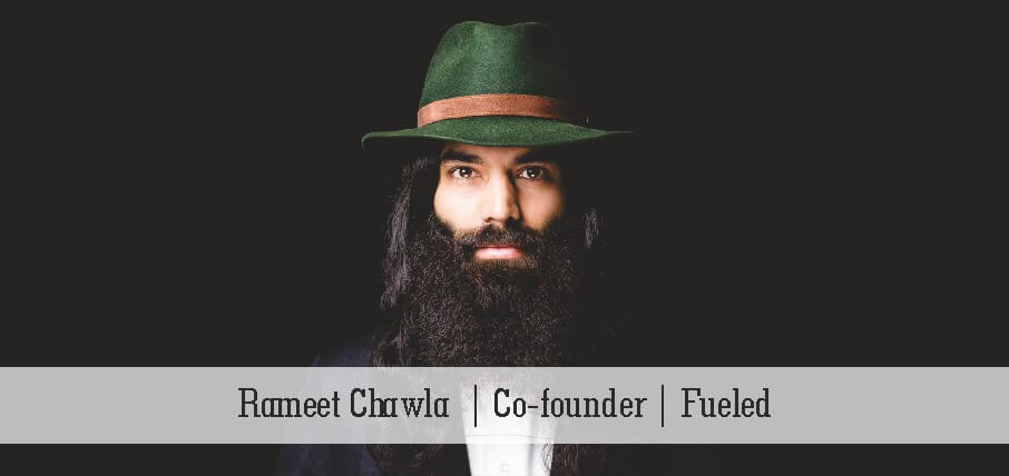 Rameet Chawla | Co- Founder | Fueled - Insights Success