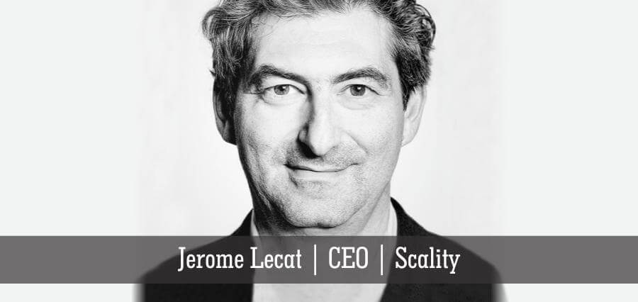 Jerome Lecat | CEO | Scality - Insight Success