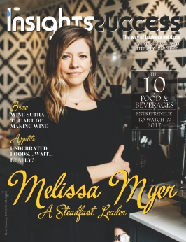 Cover Page - The 10 Food and Beverage Entrepreneurs To watch 2017 - Insights Success