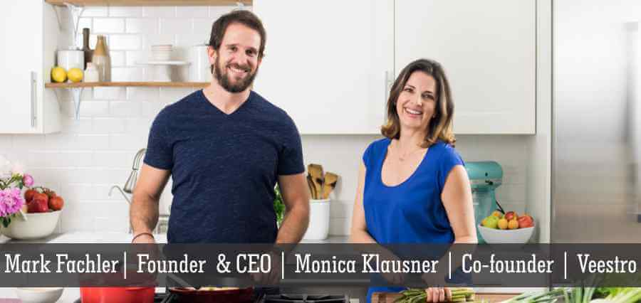 Mark Fachler | Founder & CEO | Monica Klausner | Co-Founder | Veestro - Insights Success