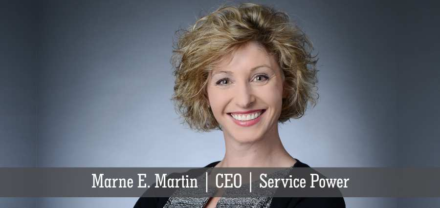 Marne E. Martin | CEO | Service Power - Insights Success