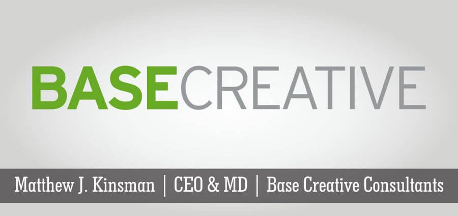 Matthew J. Kinsman | CEO & MD | Base Creative Consultants - Insights Success