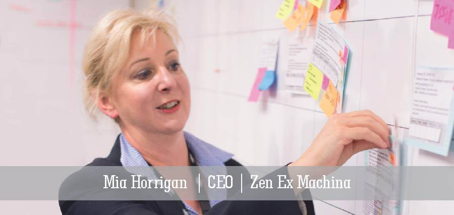 Mia Horrigan | CEO | Zen Ex Machina - Insights Success