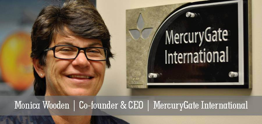 Monica wooden | Co-Founder & CEO | MercuryGate International - Insights Success