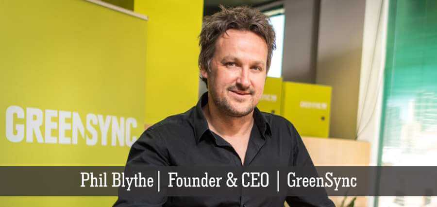 Phil Blythe | Founder & CEO | GreenSync - Insights Success
