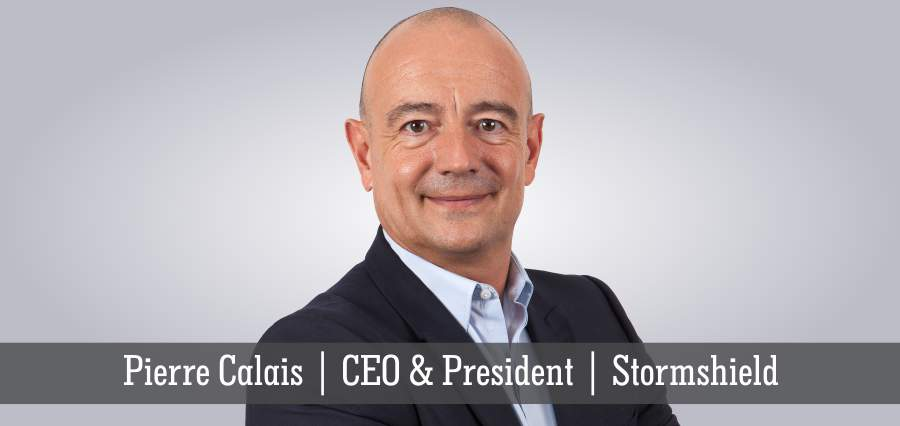 Pierre Calais | CEO & President | Stormshield - Insights Success