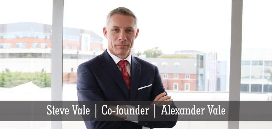 Steve Vale | Co-Founder | Alexander Vale - Insights Success