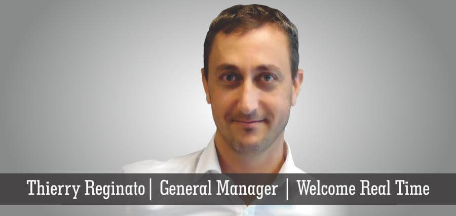 Thierry Reginato | General Manager | Welcome Real Time - Insights Success