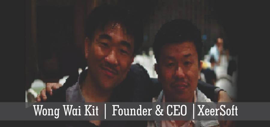 Wong Wai Kit | founder & CEO | Xeersoft - Insights Success