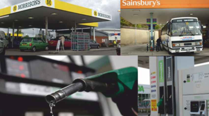 Petrol price cut for the second time in a week by the supermarket chains - Insights Success