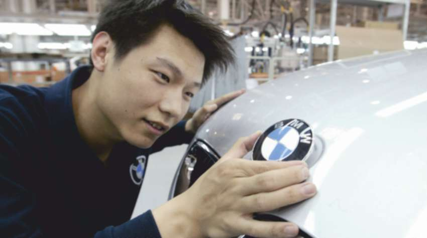 German Automaker to reach production of 450,000 per year in China - insights - success
