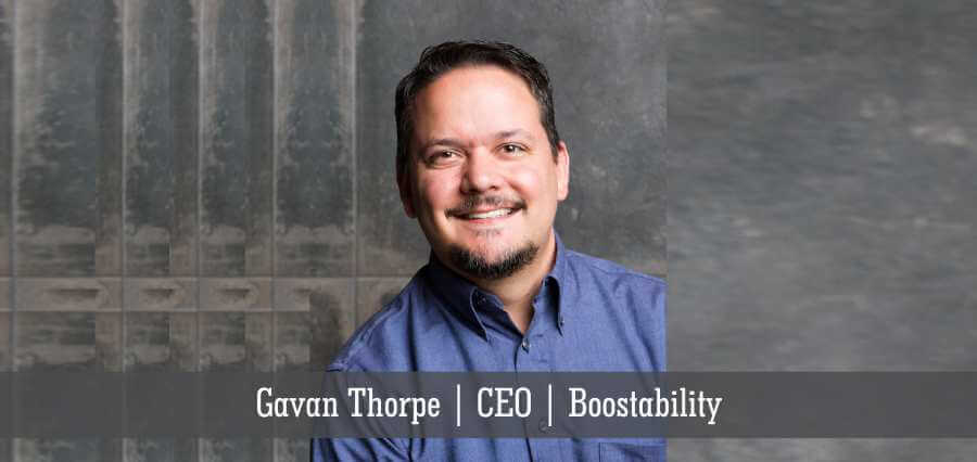 Gavan Thorpe | CEO | Boostability - Insights Success