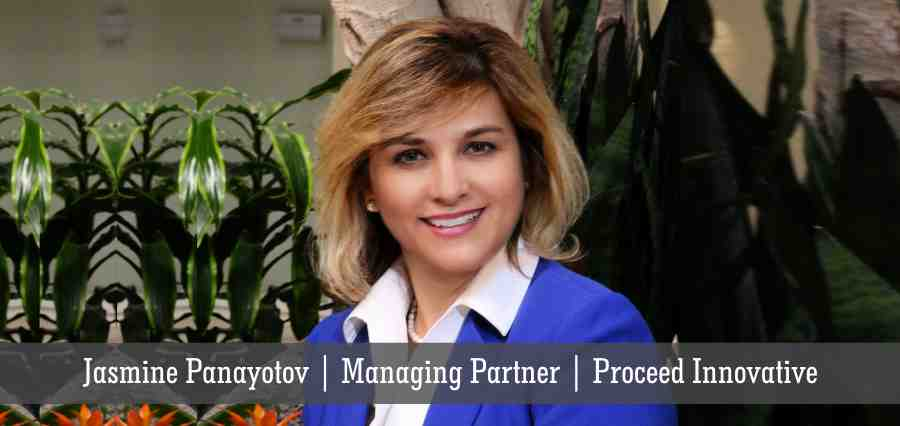Jasmine Panayotov | Managing Partner | Proceed Innovative - Insights Success