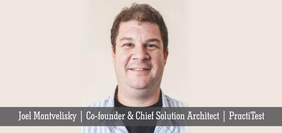 Joel Montvelisky | Co-founder & Chief Solution Architect | PrachtiTest - Insights Success