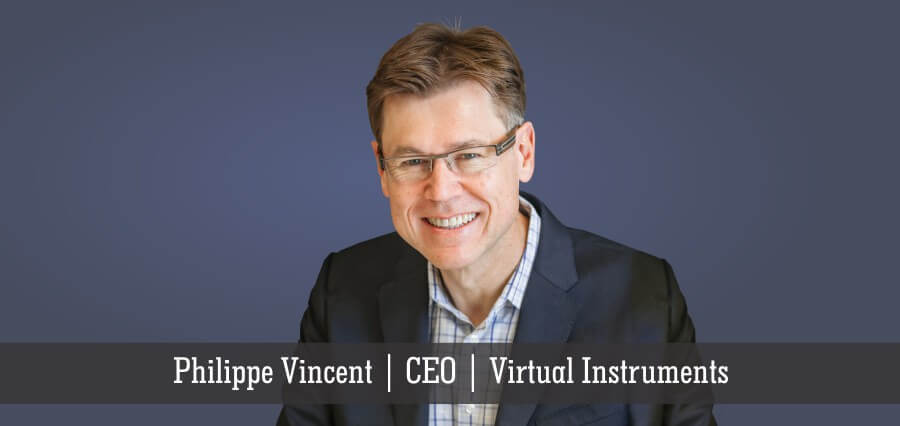 Philippe Vincent | CEO | Virtual Instruments - Insights Success