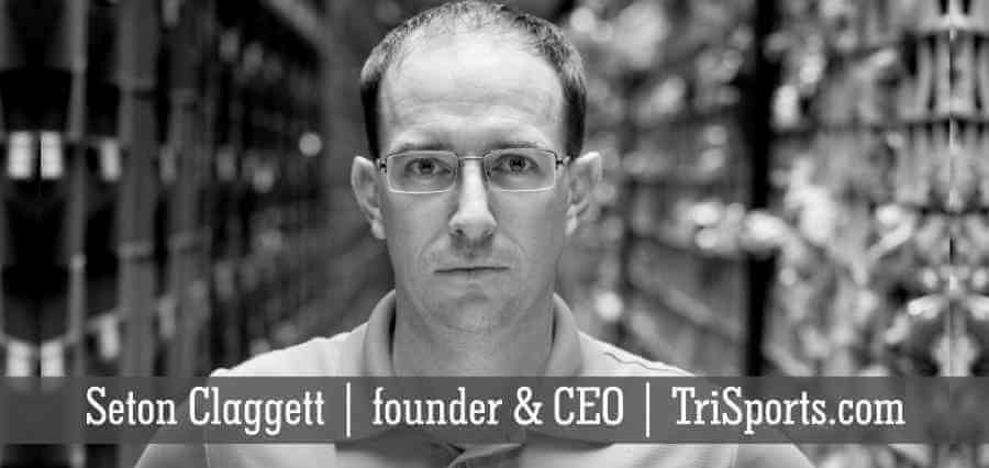 seton claggett | founder & ceo | trisports.com - Insights Success