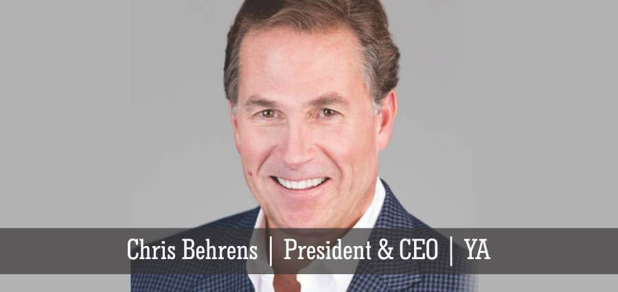 Chris Behrens | President & CEO | YA - Insights Success