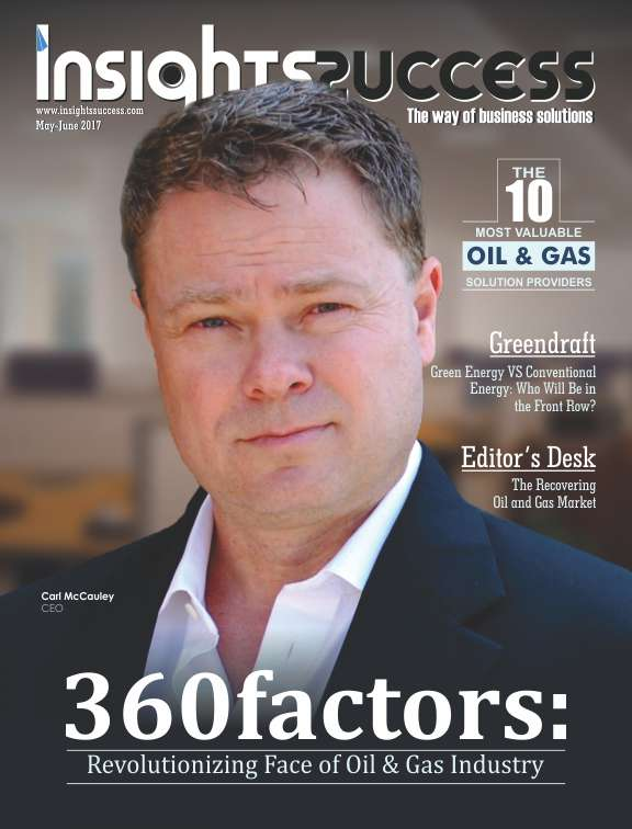 Cover Page - 10 Most OIL & GAS Solution Providers 2017 - Insights Success
