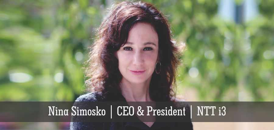 Nina Simosko | CEO & Prsident | NTT i3 - Insights Success