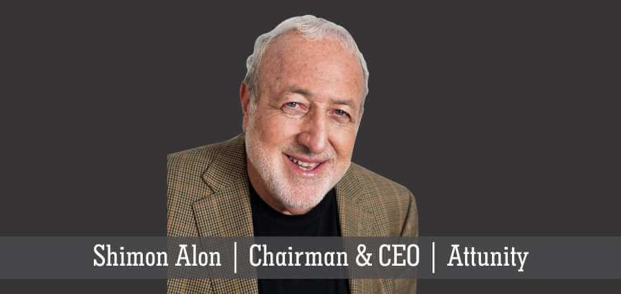 Shimon Alon | Chairman & CEO | Attunity - Insights Success