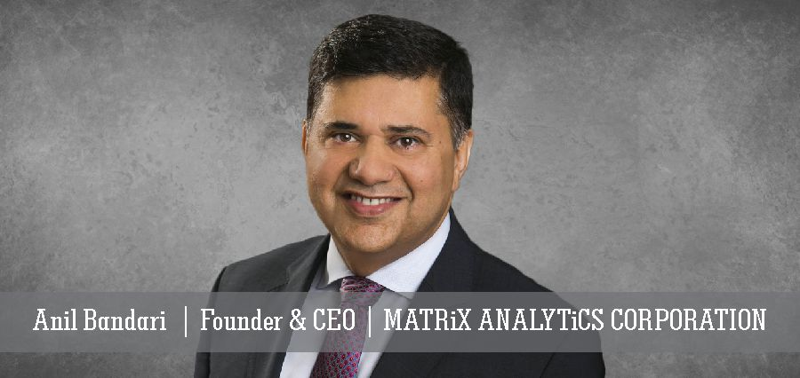 Anil Bandari | Founder & CEO | MATRiX ANALYTiCS CORPORATION - Insights Success