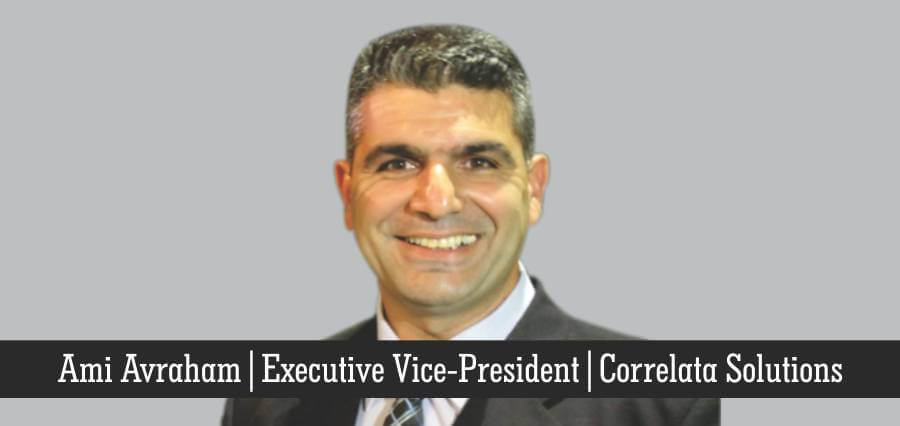 Ami Avraham | Executive Vice -President | Correlata - Insights Success