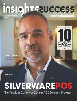 Cover Page - The 10 Most trusted POS Solution Providers 2017 - Insights Success