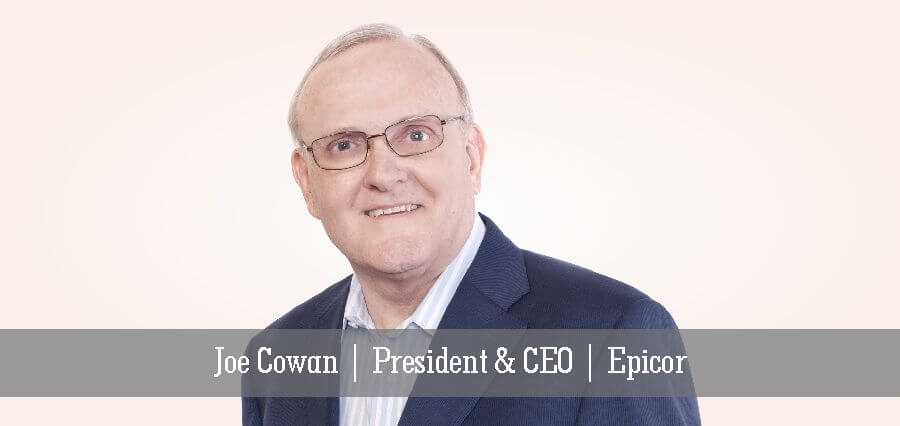 Joe Cowan | President & CEO | Epicor - Insights Success