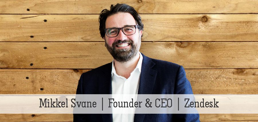 Mikkel Svane | Founder & CEO | Zendesk - Insights Success