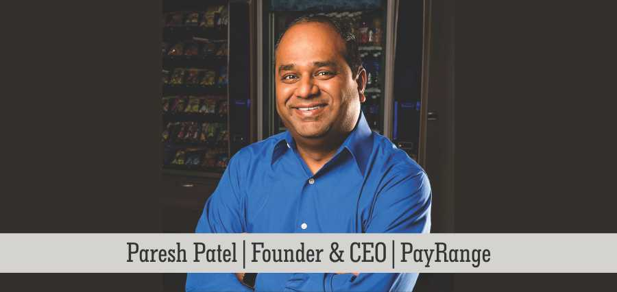 Paresh Patel | Founder & CEO | Payrange -Insights Success