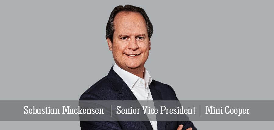 Sebastian Mackensen | Senior Vice President | Mini Cooper - Insights Success