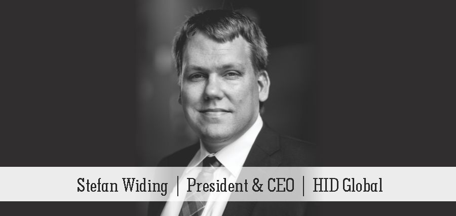 Stefan Widing | President & CEO | HID Global - Insights Success