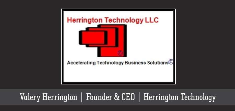 Valery Herrington | Founder & CEO | Herrington Technology - Insights Success