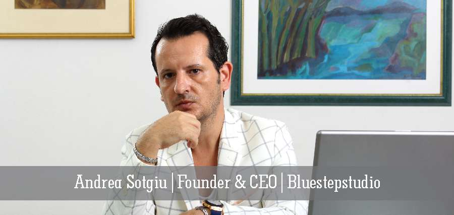 Andrea Sotgiu | Founder & CEO | Bluestepstudio - Insights success
