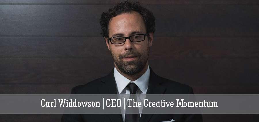 Carl Widdowson | CEO | The Creative Momentum - Insights Success