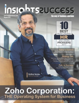 Cover Page - HR Solution Providers 2017 - Insights Success