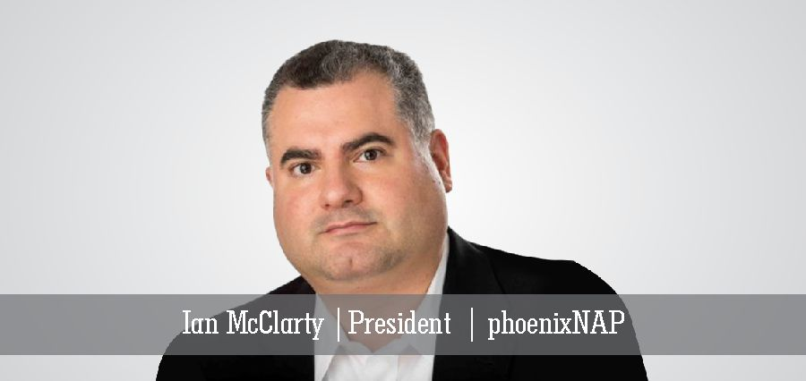 Ian McClarty | President | phoenixNAP - Insights Success