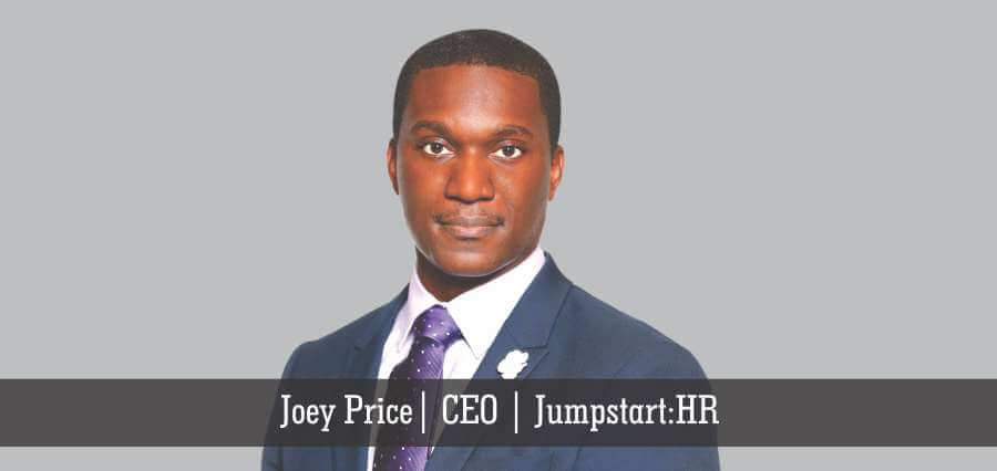 Joey Price | CEO | Jumpstart: HR - Insights Success