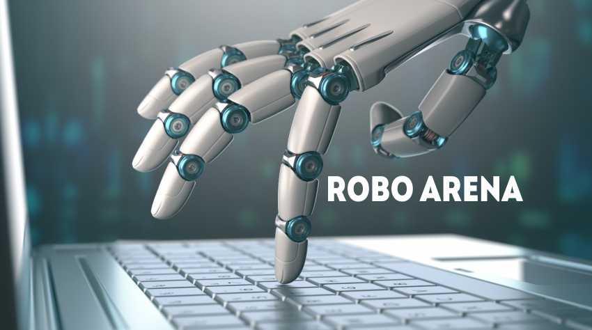 Robo Arena - Insights Success