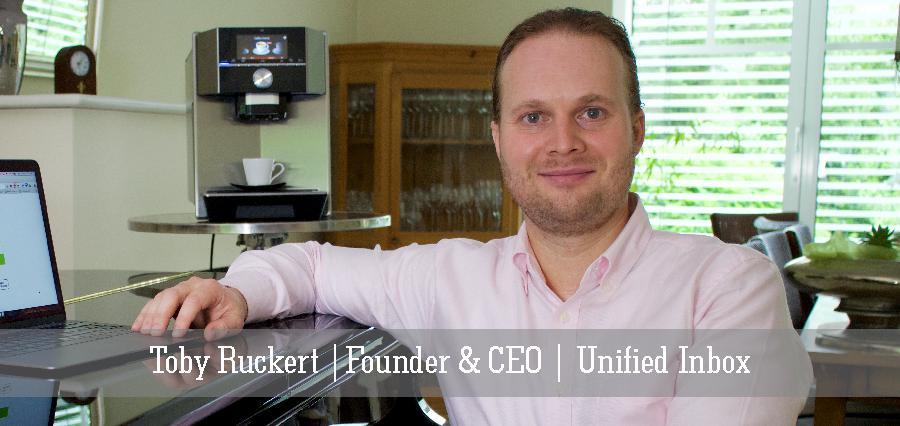 Toby Ruckert | Founder & CEO | Unified Inbox - Insights Success