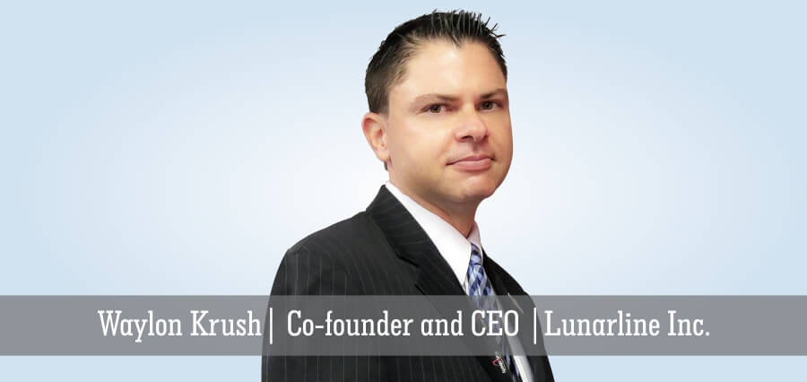 Waylon Krush | Co-founder & CEO | Lunarline Inc. - Insights Success