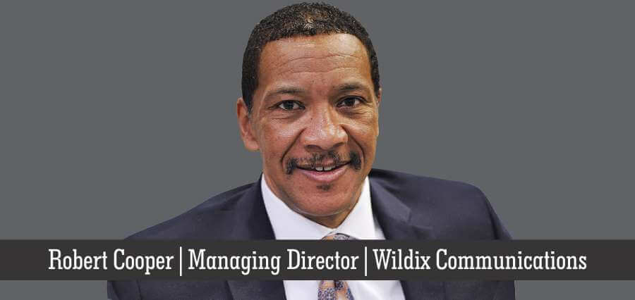 Robert Cooper | Managing Director | Wildix Communications - Insights Success