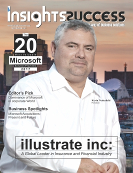 Cover Page - Valuable Microsoft Solution Providers 2017 - Insights Success