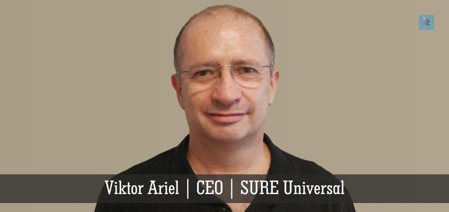 Viktor Ariel | CEO | SURE Universal | Insights Success