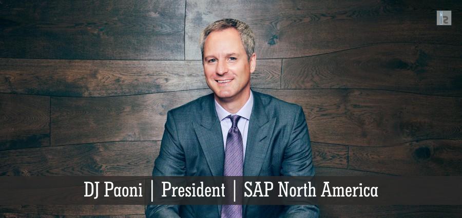 Dj Paoni | President | SAP North America | Insights Success