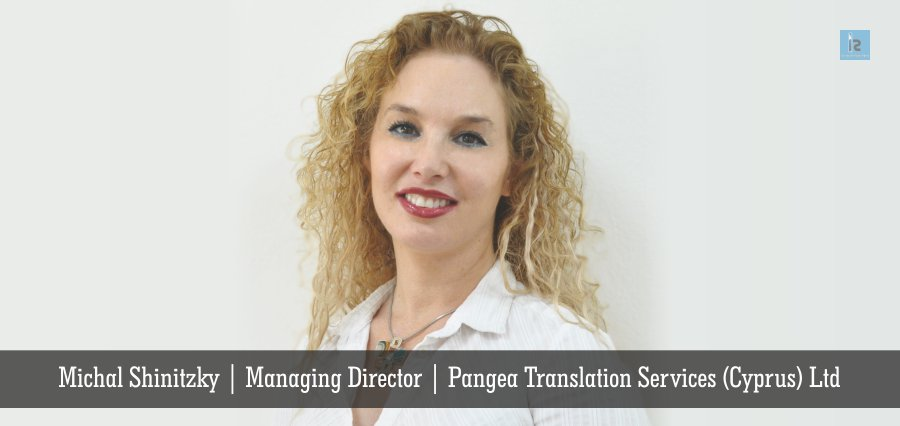 Michal Shinitzky | managing Director | Pangea Translation Services (Cyprus) Ltd