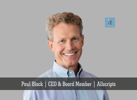 Paul Black | CEO Board Member | Allscripts | Insights Success