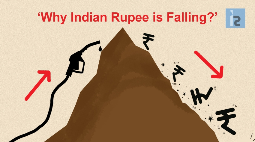 Why Indian Currency is Falling - Indian Rupee | Insights Success
